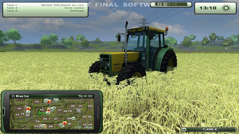 Landwirtschafts-Simulator 2013 - Screenshots