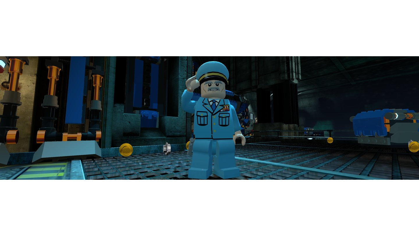 LEGO Marvel Super Heroes - Screenshots von der Gamescom 2013