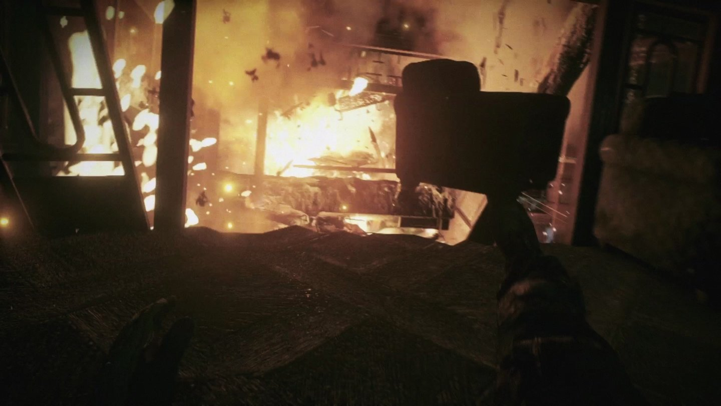 Medal of Honor: WarfighterDank der Frostbite Engine 2 rummst es im neuen Medal of Honor gewaltig.