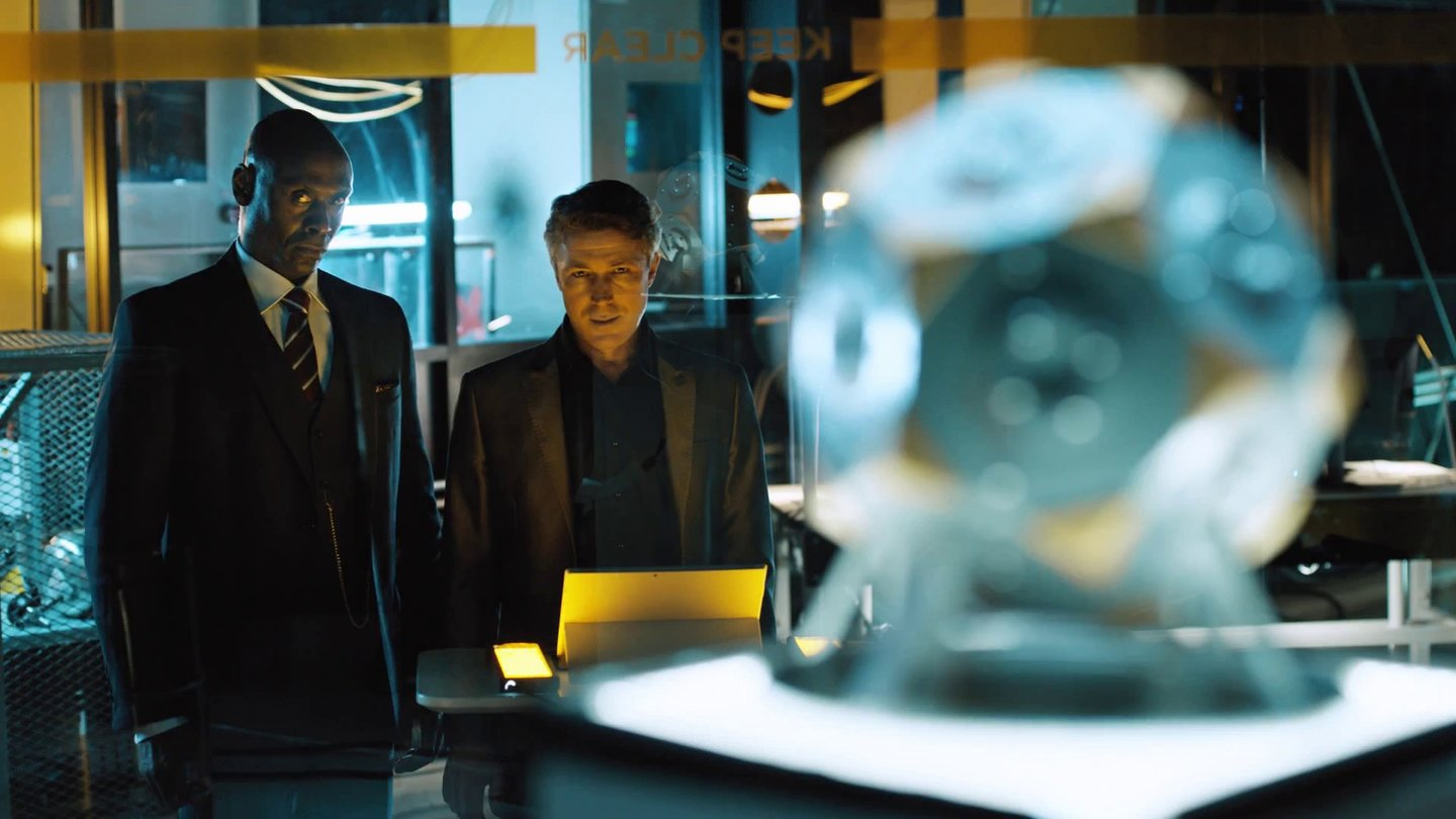 Quantum Break - Bilder zur TV-Serie