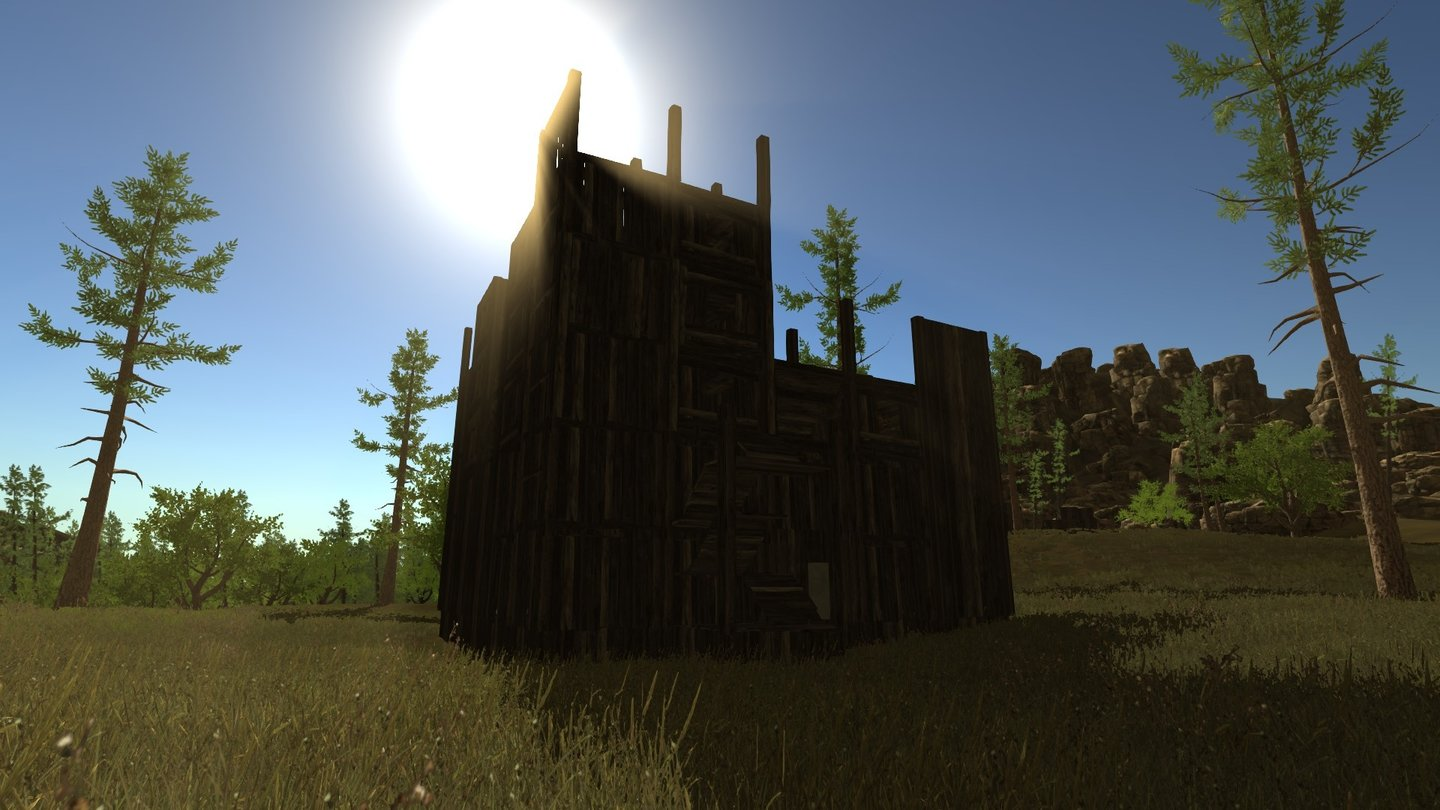 Rust - Screenshots