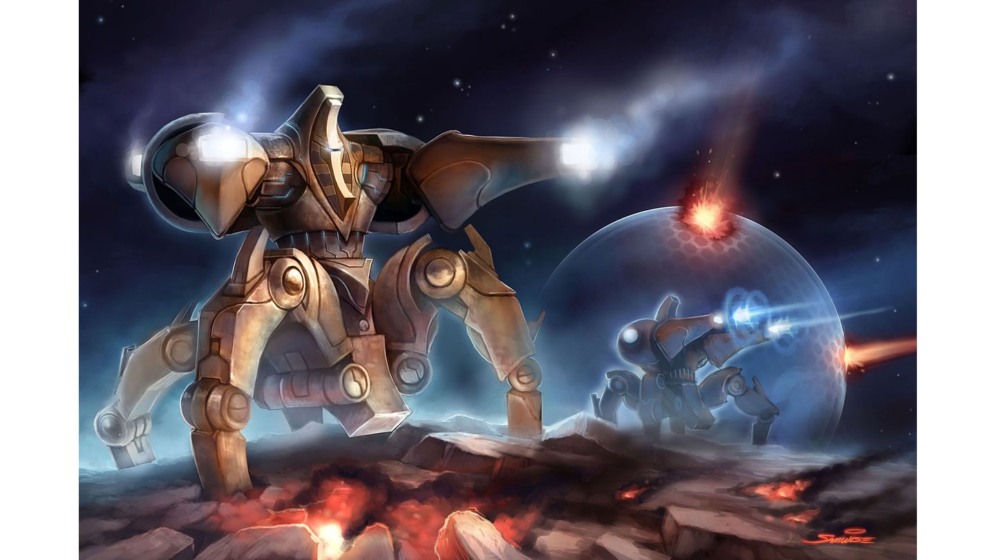 Starcraft 2 Artworks 5