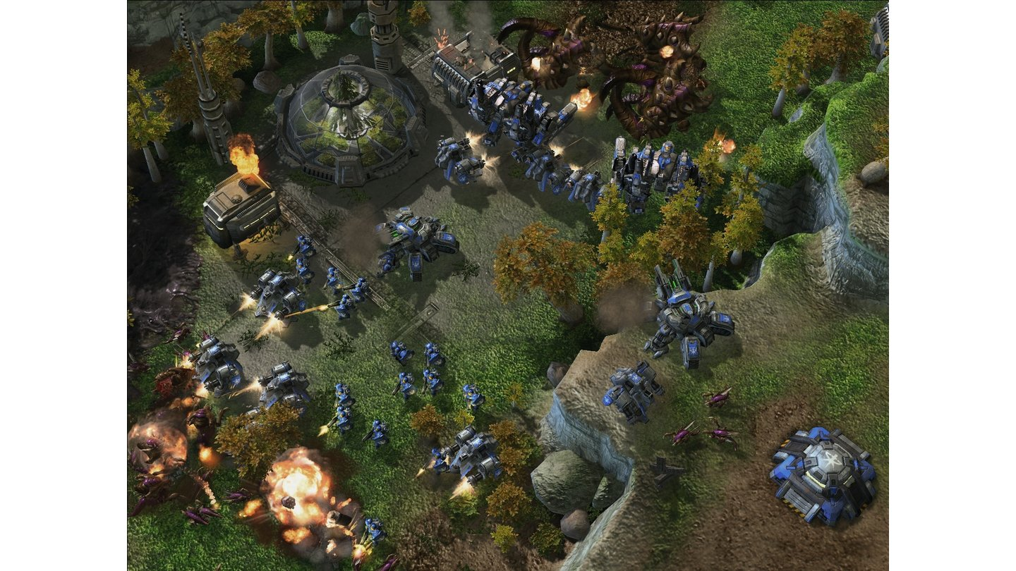 Starcraft 2 - Betatest