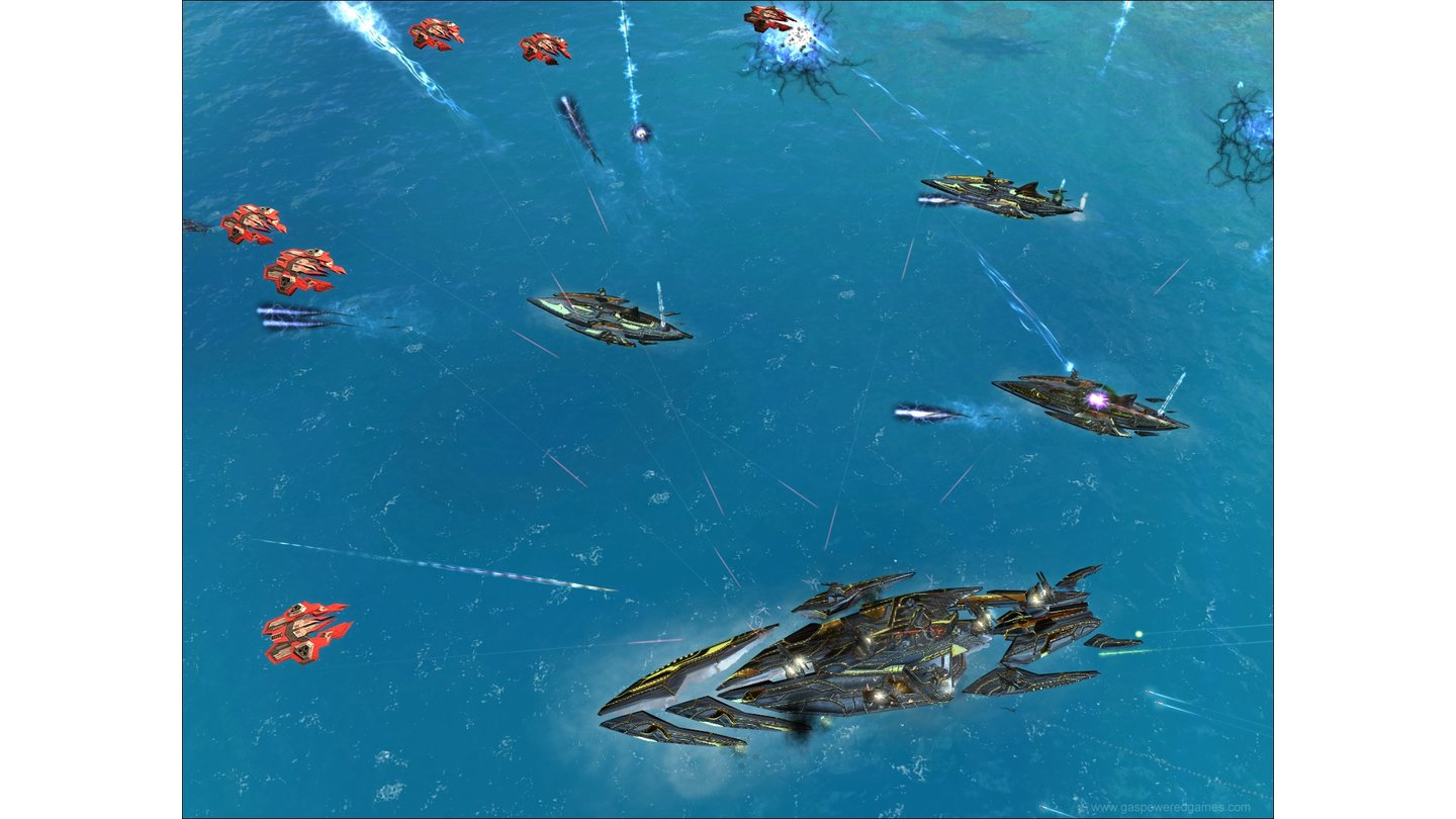 Supreme Commander: Forged Alliance 1