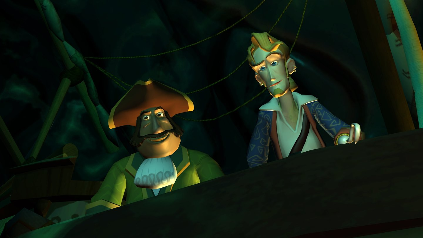 Tales of Monkey Island: Lair of the Leviathan
