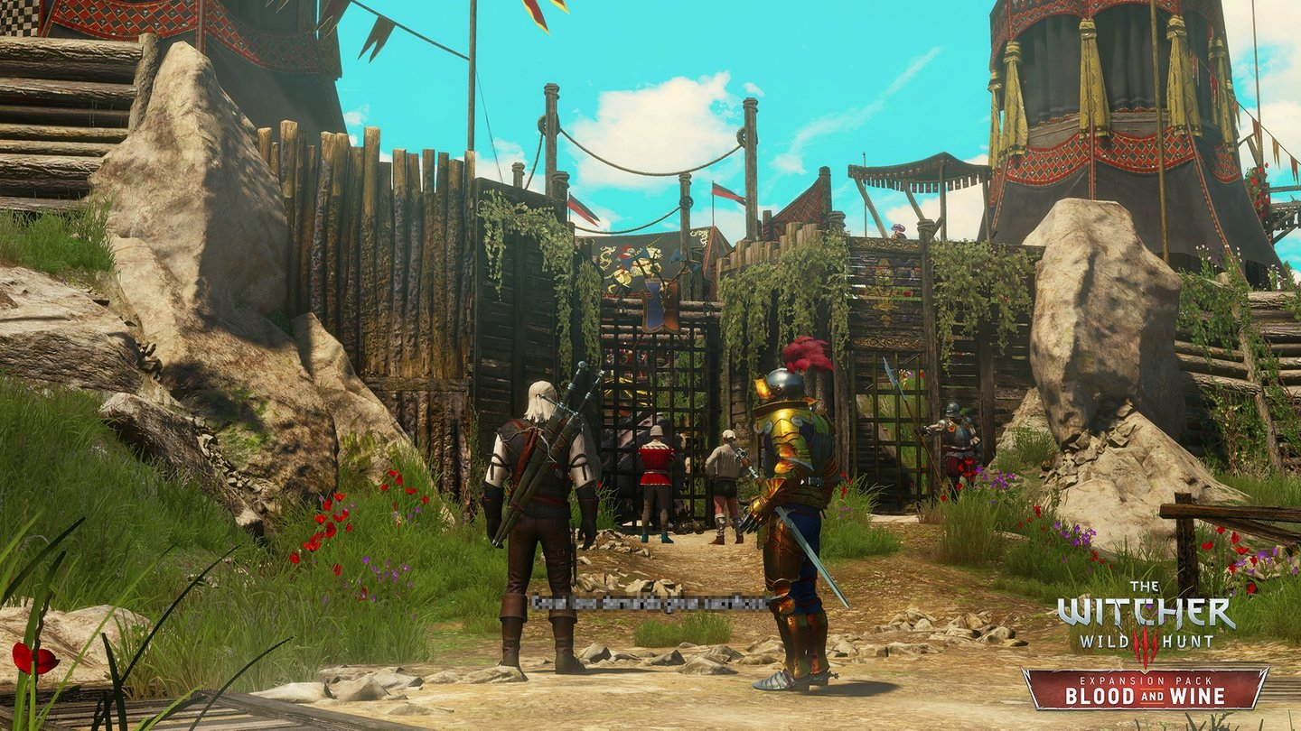The Witcher 3: Blood and Wine - Screenshots