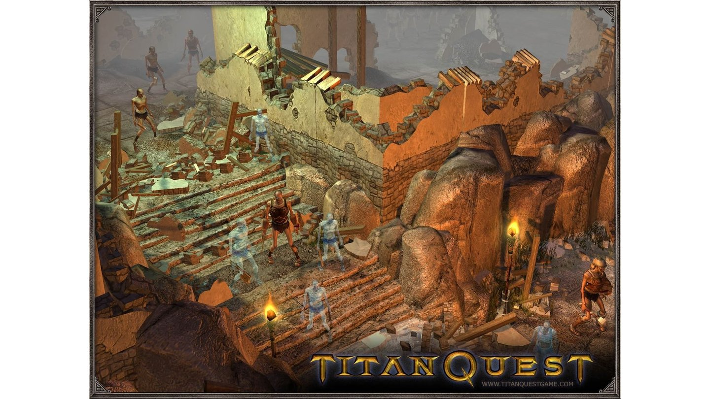 Titan Quest: Immortal Throne 10