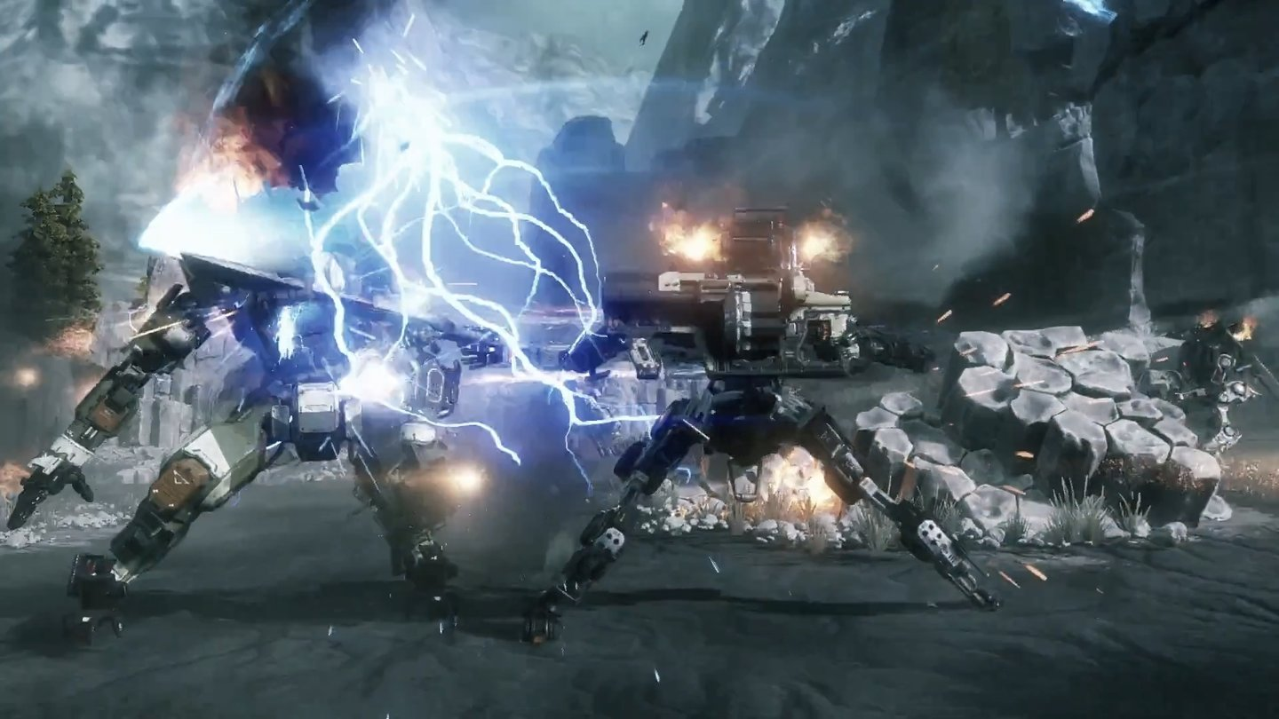 Titanfall 2 - Screenshots aus dem Singleplayer-Trailer