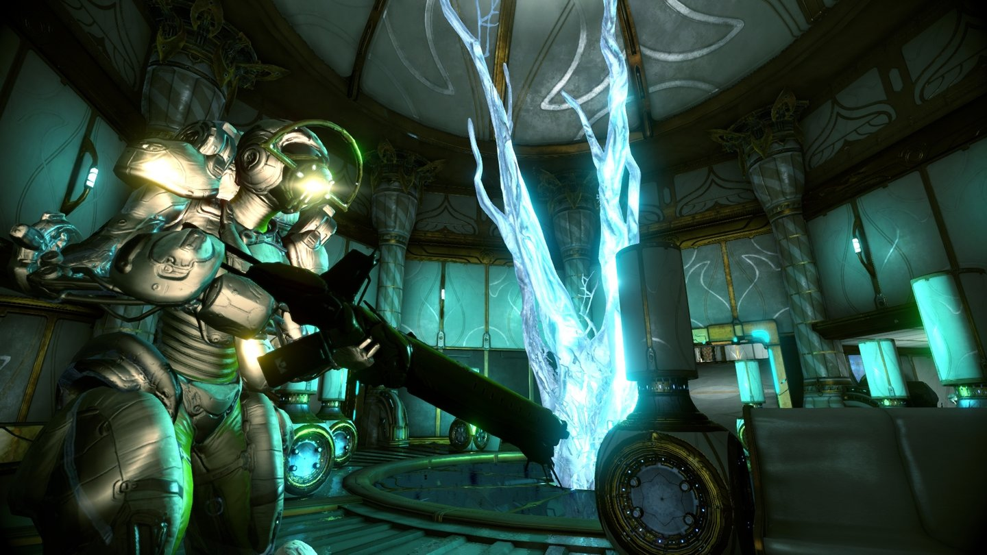 Warframe - Screenshots zum Update 8.0