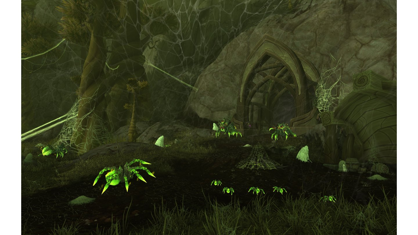 World of Warcraft: Warlords of Draenor - Screenshots