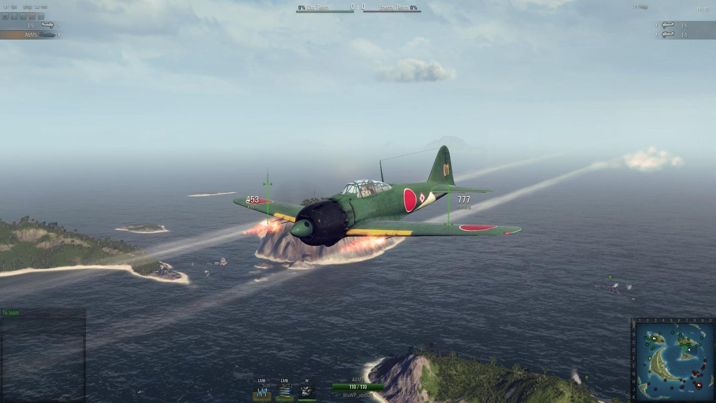 World of Warplanes - Open Beta