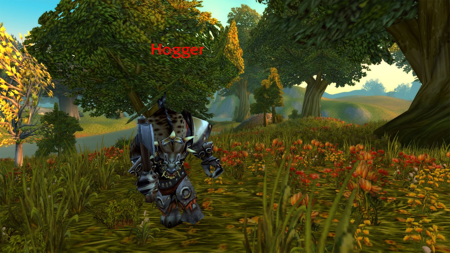 WoW Classic Hogger