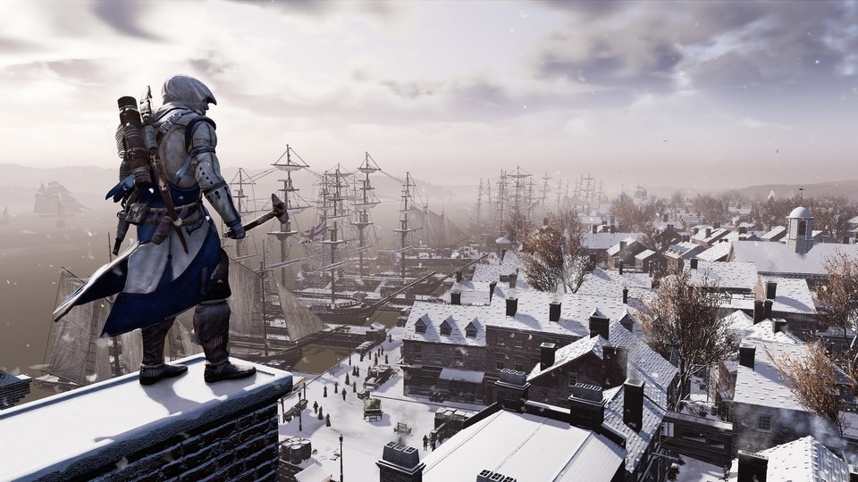 Assassin's Creed 3 Remaster