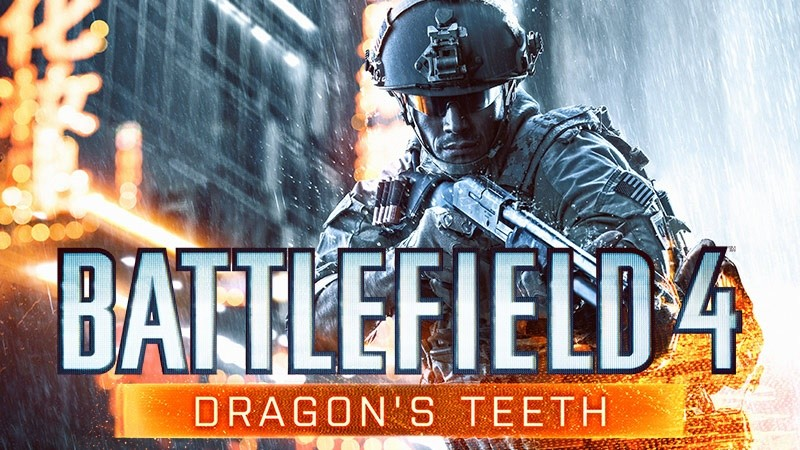 Battlefield 4 - Dragon's Teeth