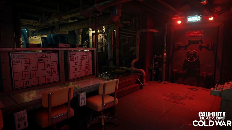 Während der Call of Duty Black Ops: Cold Player-Kampagne für Einzelspieler befinden Sie sich im sowjetischen Herzen des KGB.