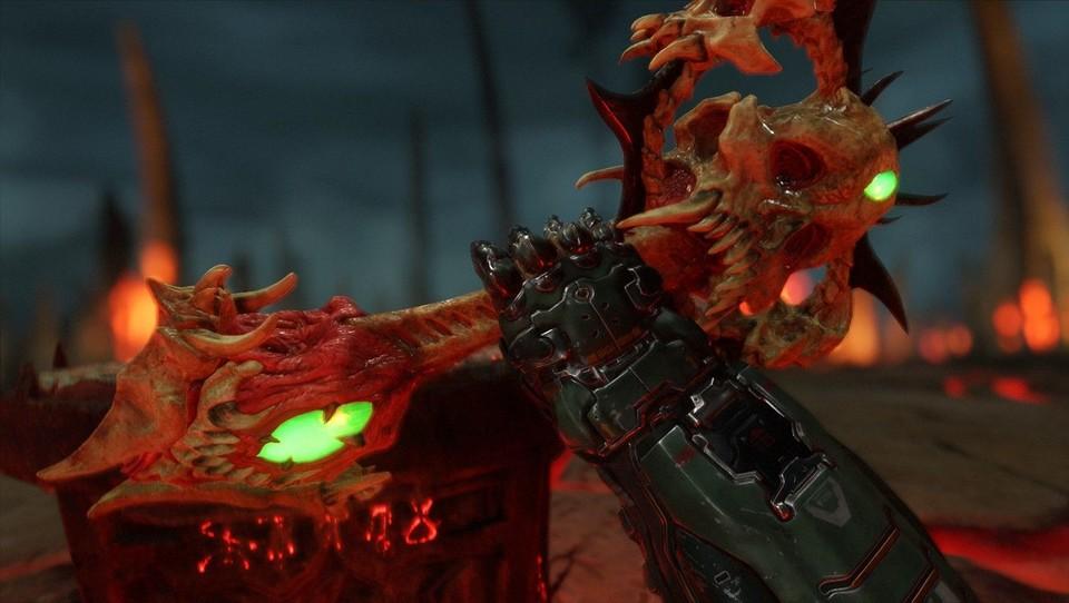 Doom Handlung