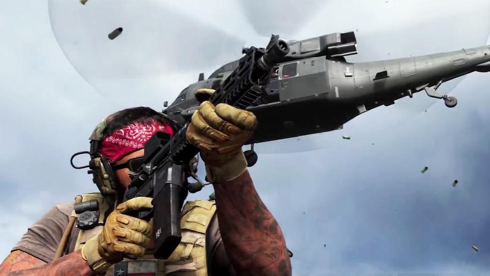 Cod Modern Warfare Koop