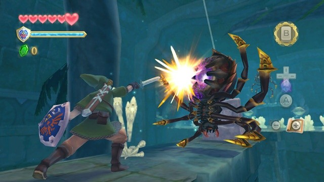 legend of zelda skyward sword nackt