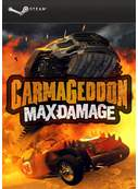 Cover zu Carmageddon: Max Damage