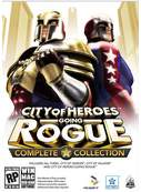 Cover zu City of Heroes: Going Rogue