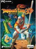 Cover zu Dragon's Lair 3D: Return to the Lair