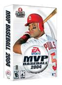 Cover zu MVP Baseball 2004