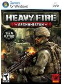 Cover zu Heavy Fire: Afghanistan