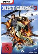 Cover zu Just Cause 3