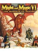 Cover zu Might and Magic 6: The Mandate of Heaven