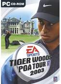 Cover zu Tiger Woods PGA Tour 2003