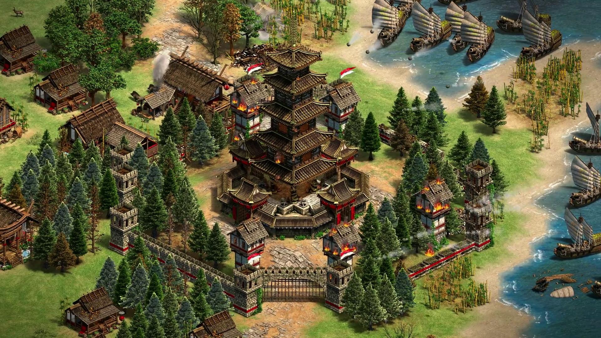 Age of Empires 2 - E3-Trailer zeigt die neue Grafik der Definitive Edition