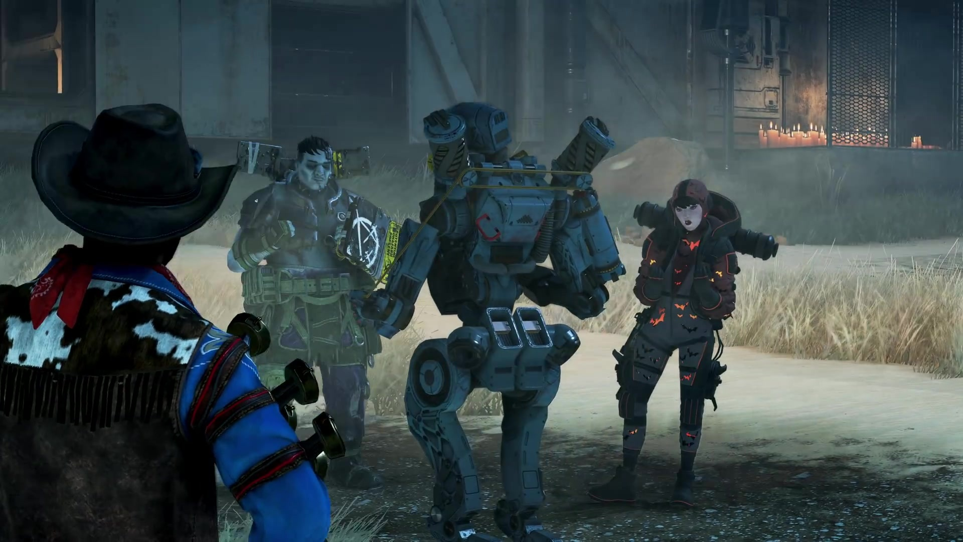 Apex Legends stellt zu Halloween den ersten Nicht-Battle-Royale-Modus vor