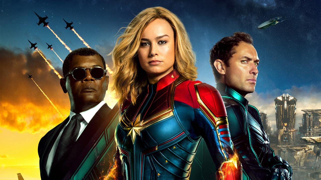 filmkritik: captain marvel - die stärkste superheldin kommt