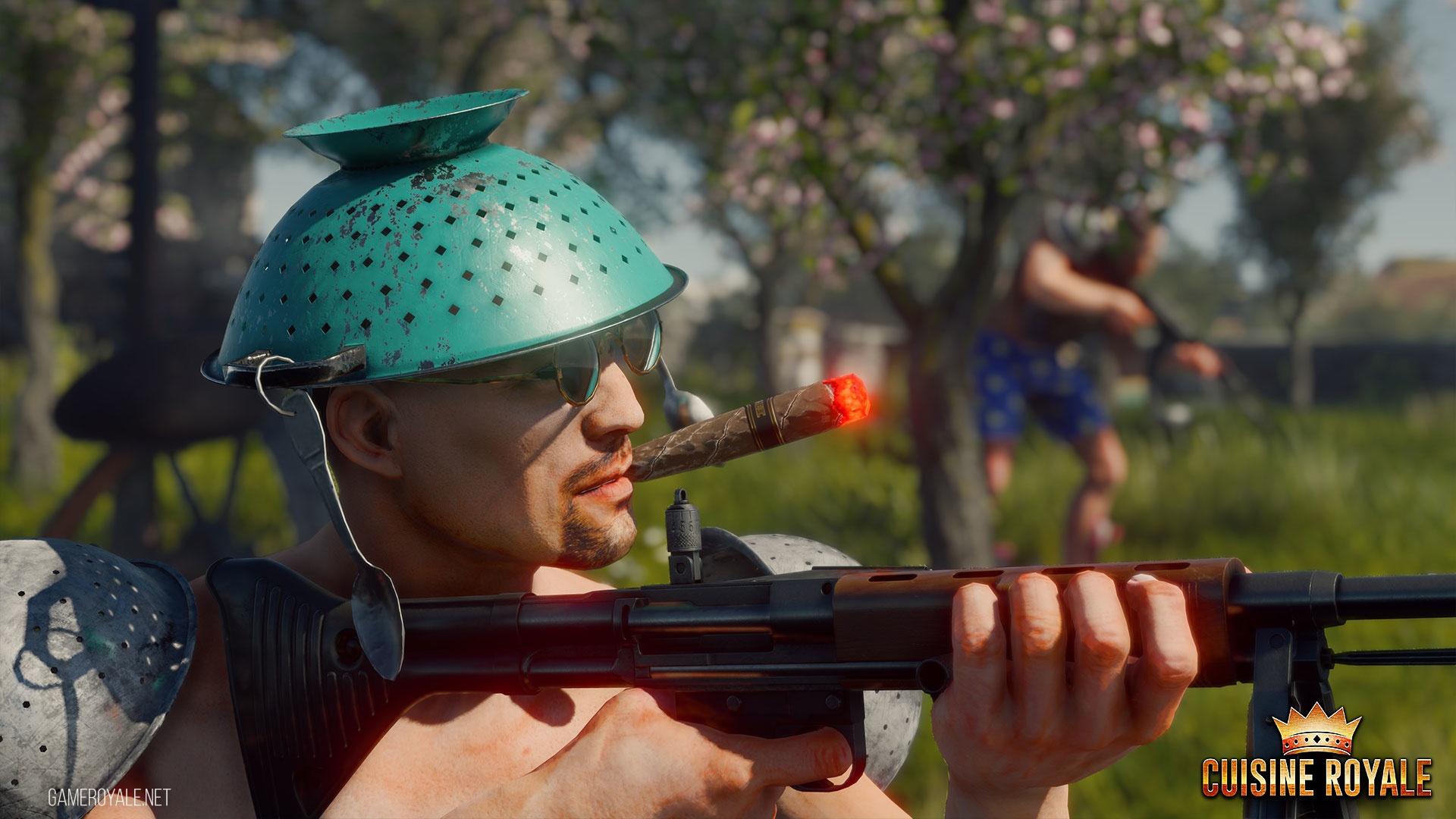 Cuisine Royale - Absurder Battle-Royale-Spaß bis zum 25. Juni kostenlos