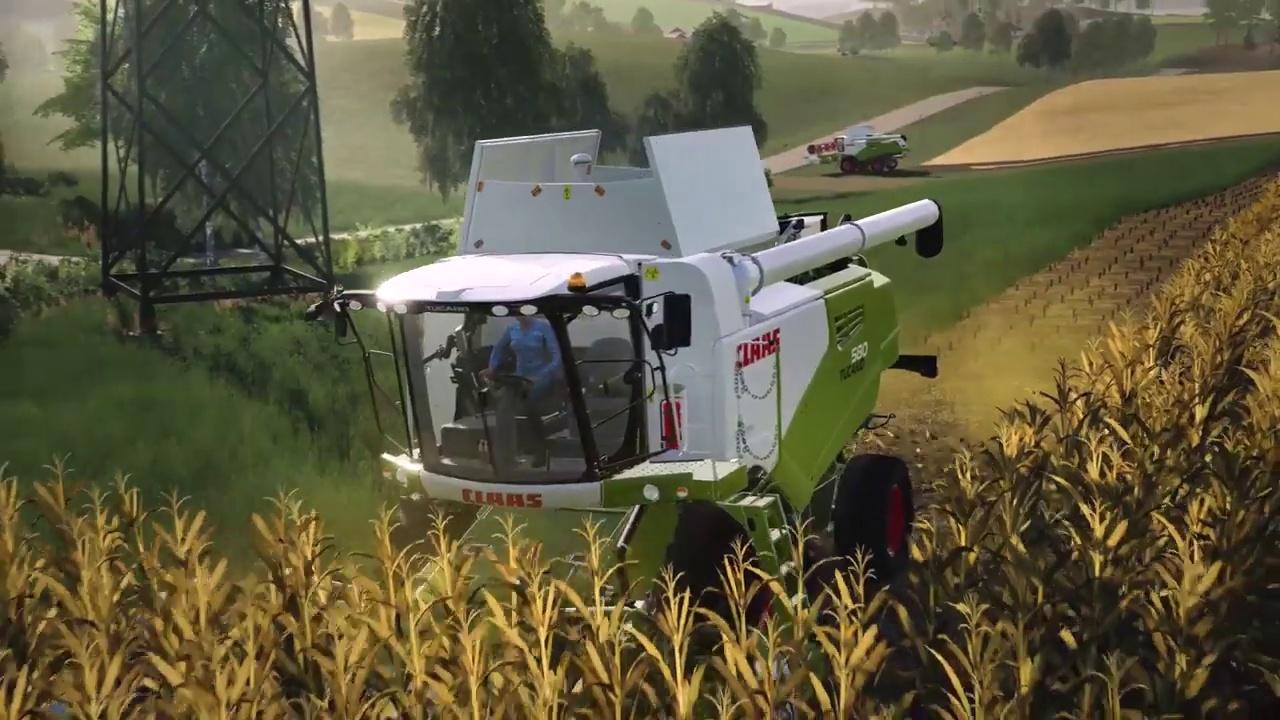 Der Landwirtschafts-Simulator 19 wird ein Jahr nach Release größer - Trailer stellt Platinum Edition vor