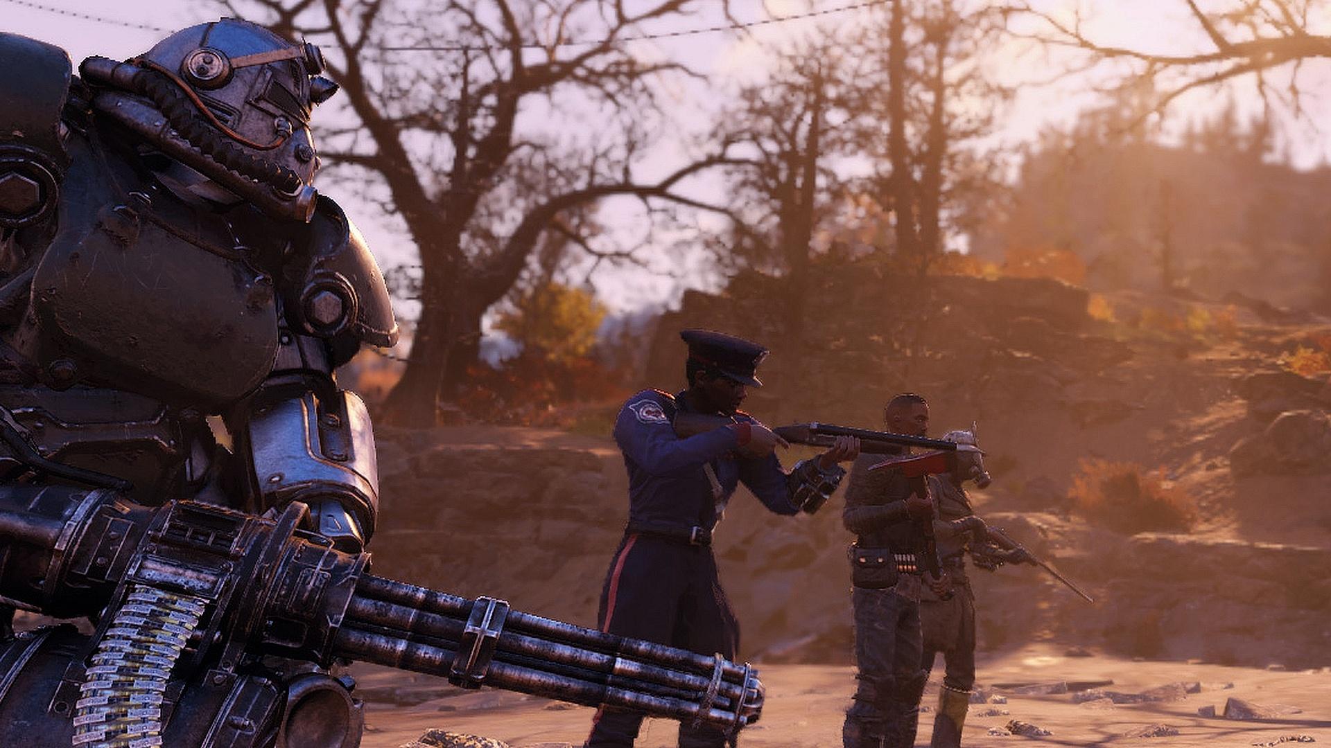 Fallout 76: Wild Appalachia - Inhalte der ersten Gratis