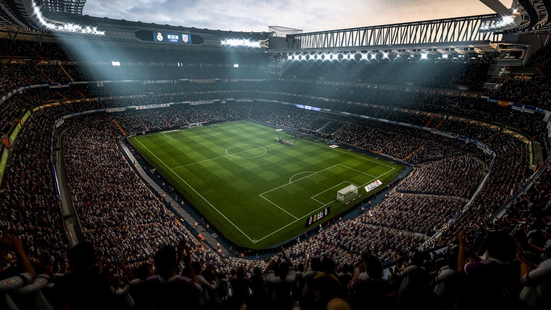 Stadien Fifa 18