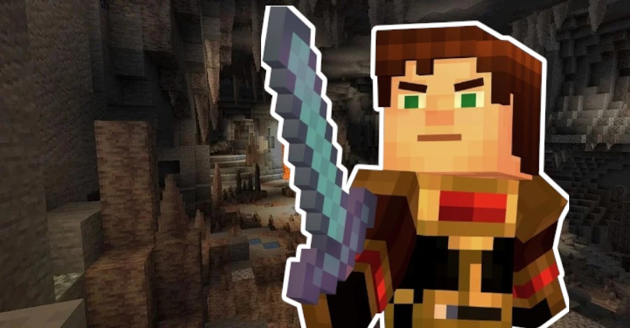 The Minecraft Caves & Cliffs update is too big for just one release