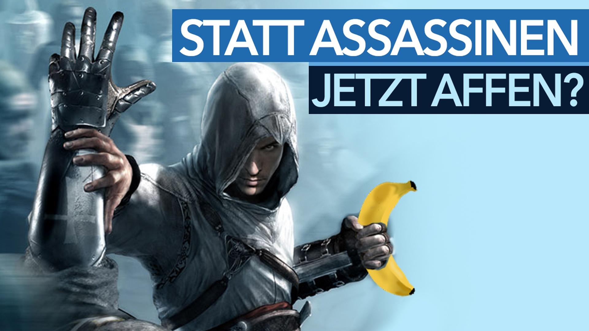 Ich kann Assassin's Creed nicht mehr spielen« - Warum Patrice Désilets lieber an Affen als Assassinen arbeitet