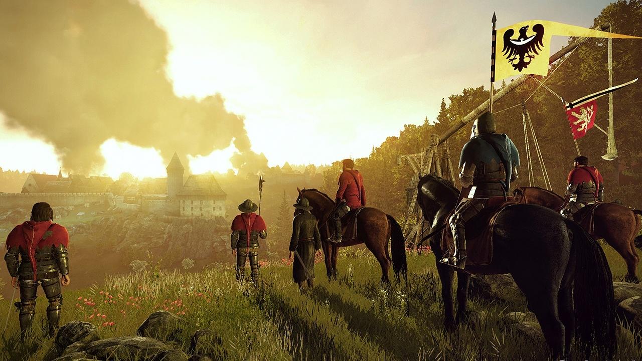 Kingdom Come: Deliverance - Termine für Alpha, Beta und Release bestätigt