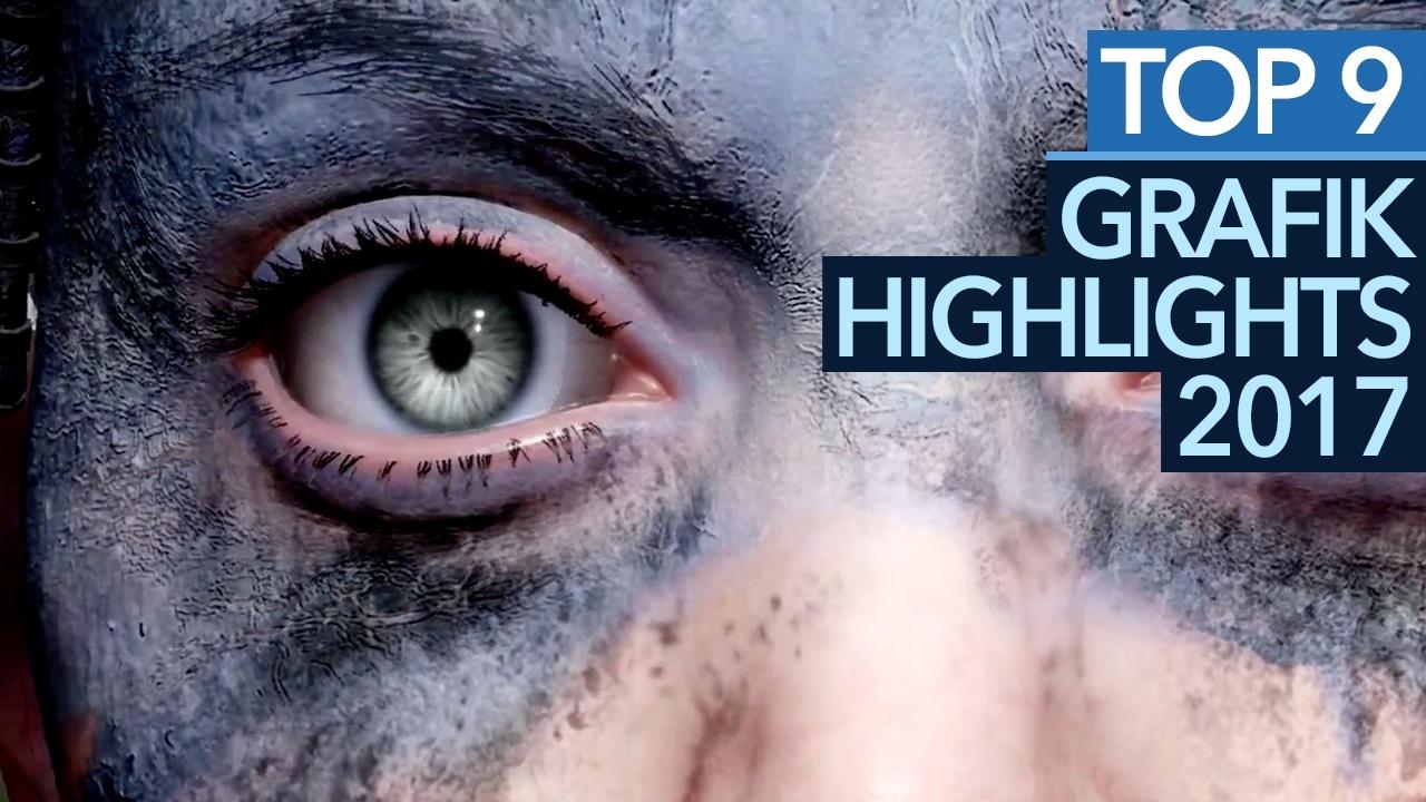 Kommende Grafik-Highlights 2017 - Video: Die schönsten Spiele des Jahres