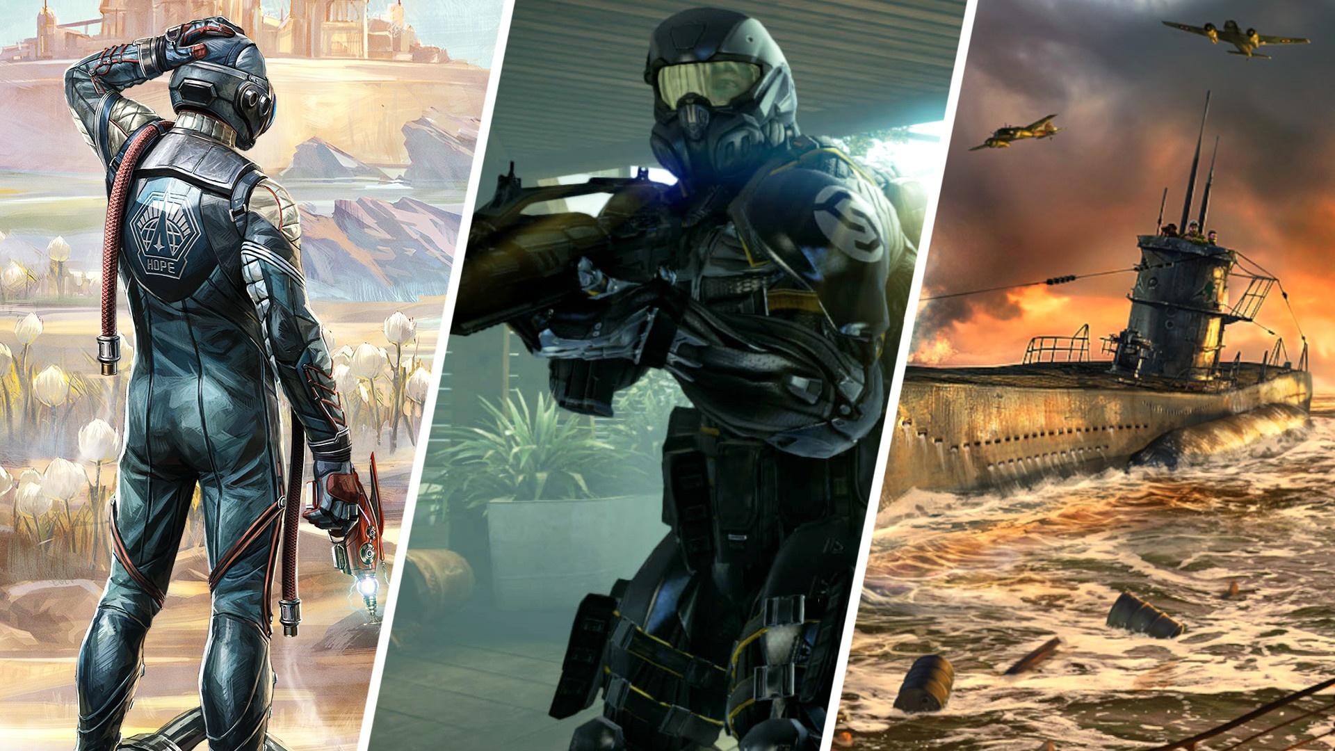 Steam-Sale: 10 klasse Spiele um mindestens 50 Prozent reduziert