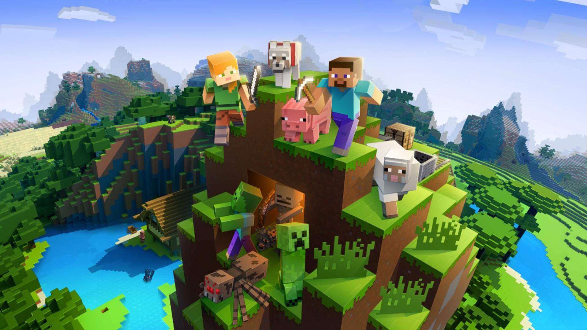 Minecraft lamas zähmen