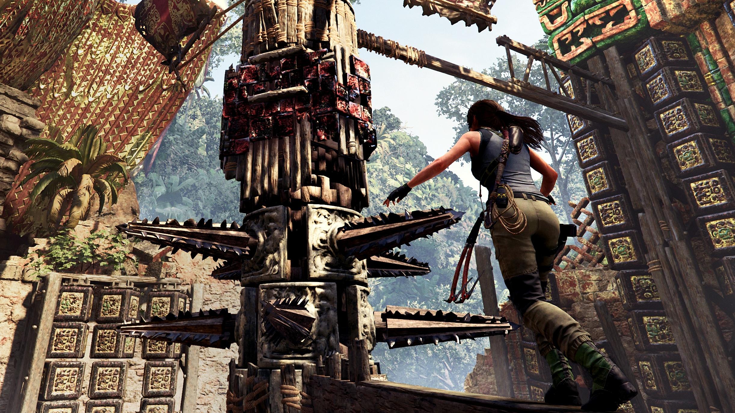 Shadow Of The Tomb Raider So Funktionieren Die Schwierigkeitsgrade