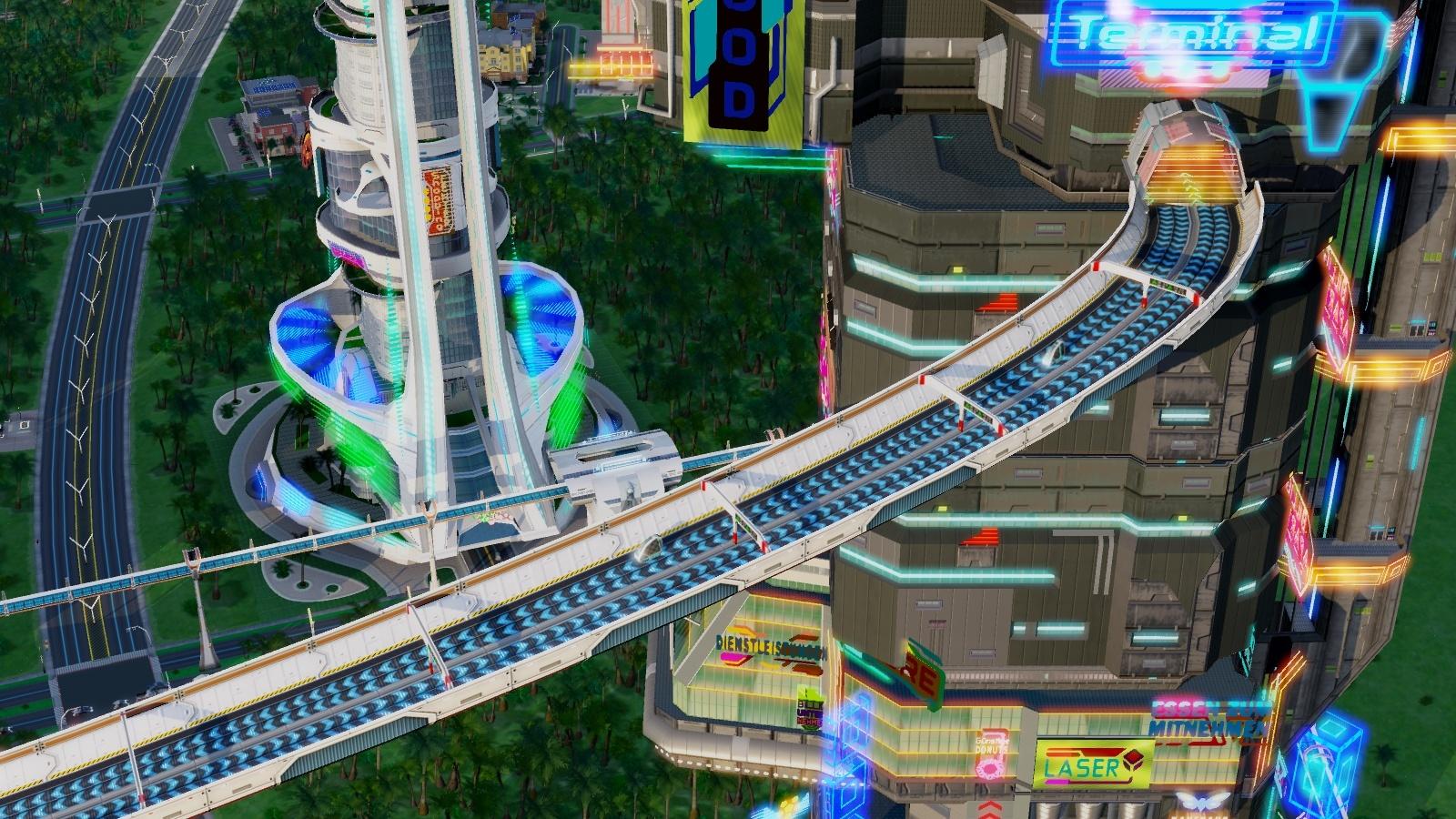 Simcity Städte Der Zukunft Im Test In Zukunft Noch Schlechter