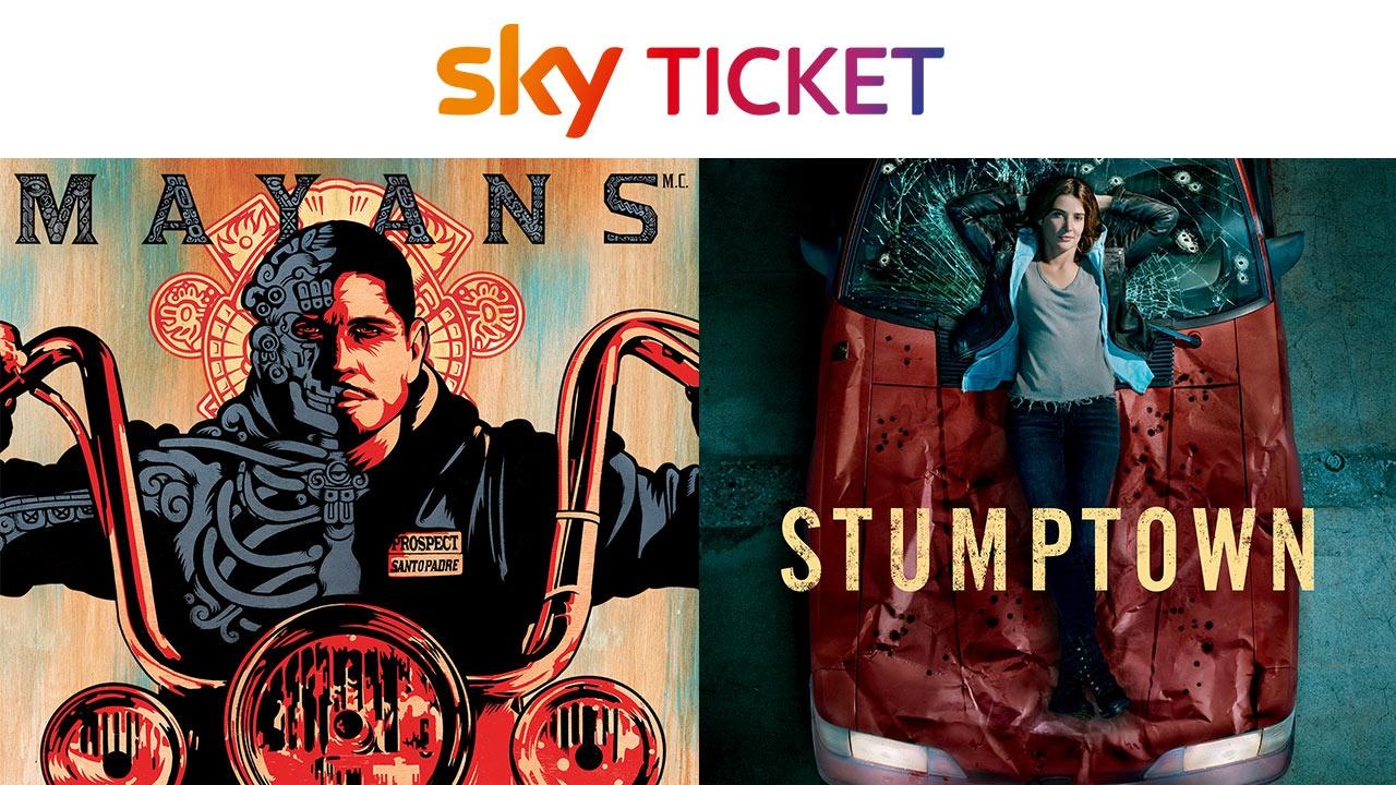 Sky Ticket Angebot Serien