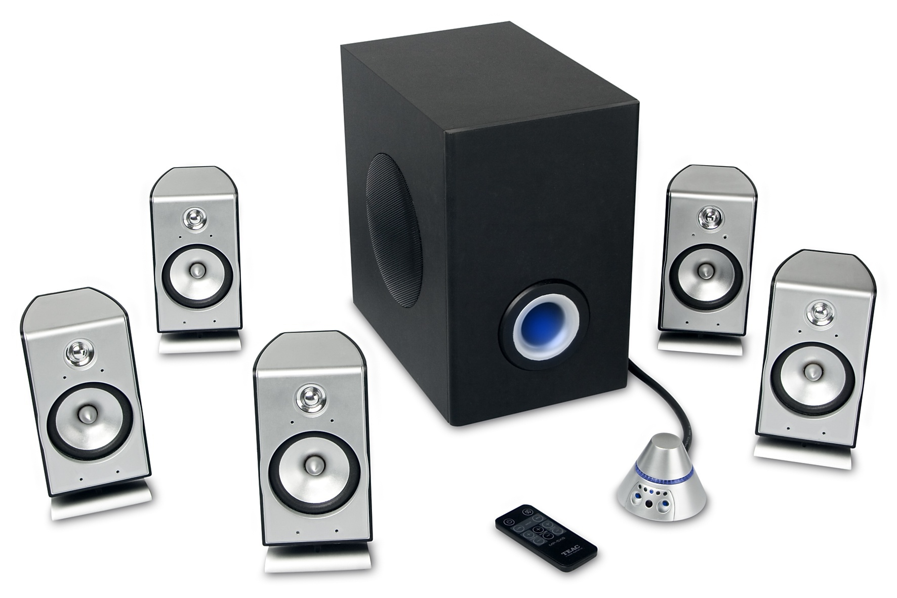 teac xt 6 gute 5 1 lautsprecher zum kleinen preis gamestar. Black Bedroom Furniture Sets. Home Design Ideas
