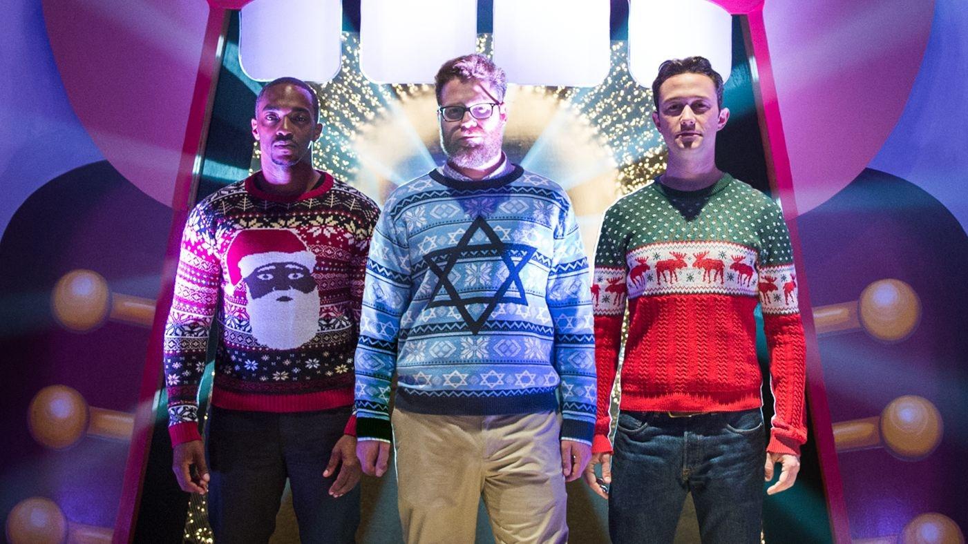 The Night Before - Trailer zur Weihnachtskomödie mit Seth Rogen ...