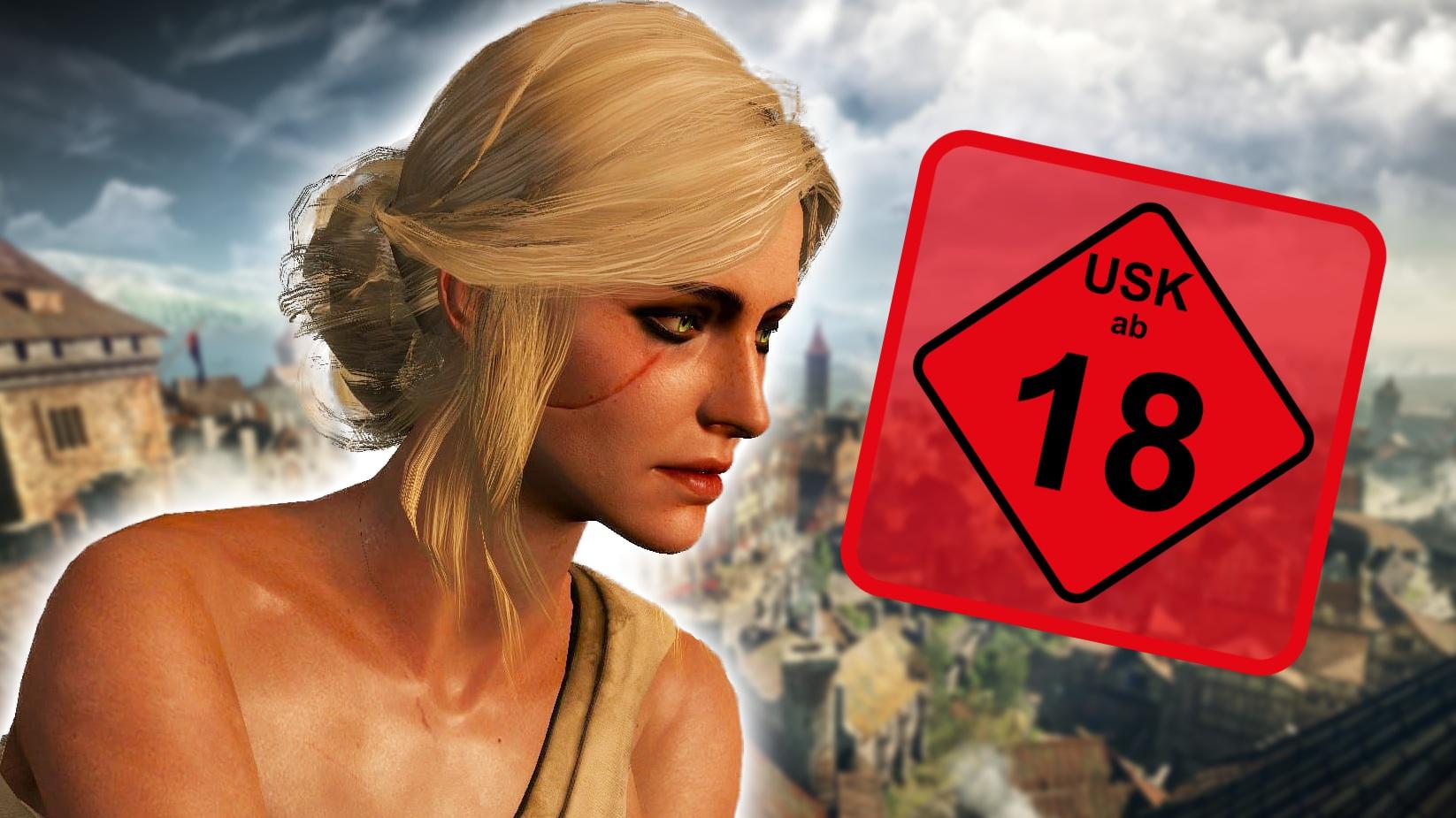 Warum Geralt & Ciri in Witcher 3 nicht komplett nackt sein