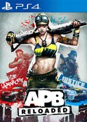 Cover zu All Points Bulletin: Reloaded - PlayStation 4